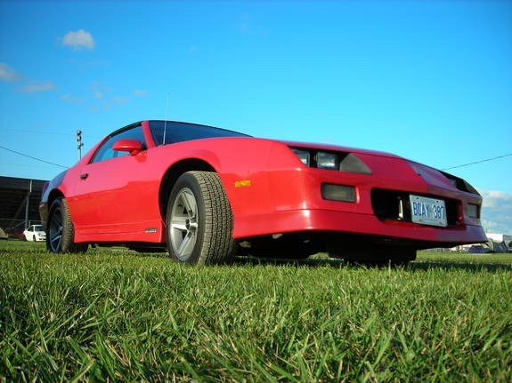 Another Black_LHS 1987 Chevrolet Camaro post... - 10546111