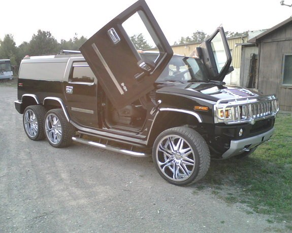 Another Islamist1188 2006 Hummer H2 Post6015218 By Islamist1188