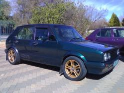 Darktimmys 1998 Volkswagen Golf