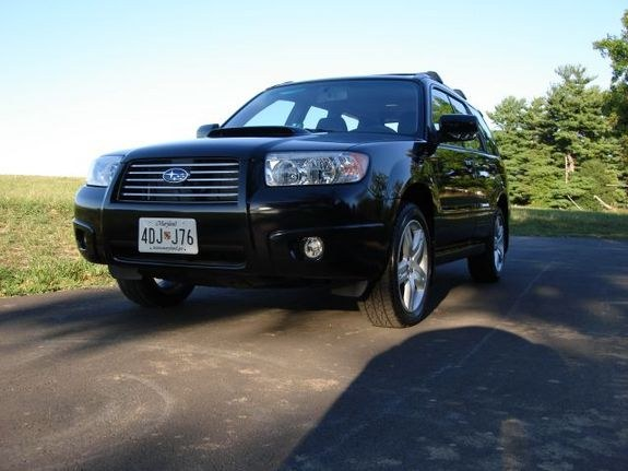 2008FXT 2008 Subaru Forester