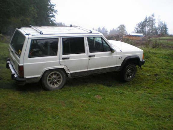 Another fred0000 1989 Jeep Cherokee post... - 10548392
