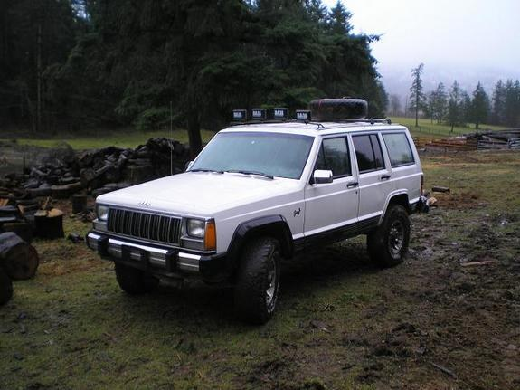 fred0000 1989 Jeep Cherokee