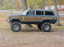 jasonevans 1990 Jeep Grand Wagoneer