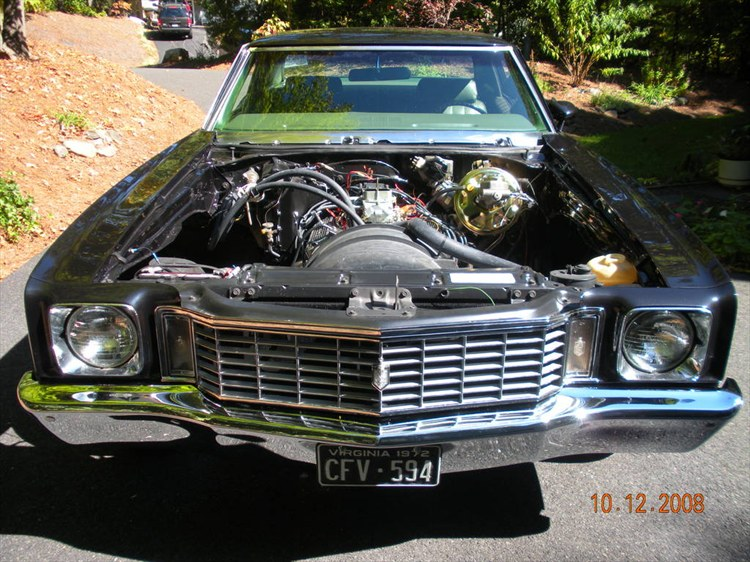 Another carl1972monte 1972 Chevrolet Monte Carlo post... - 10550567
