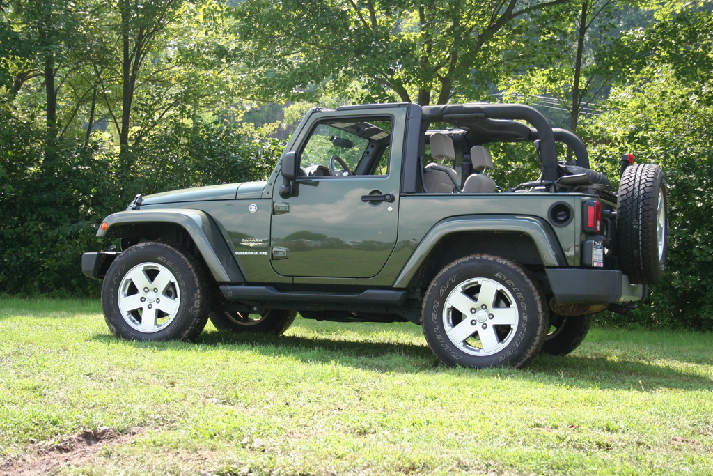 Another jkstang78 2008 Jeep Wrangler post... - 10551830