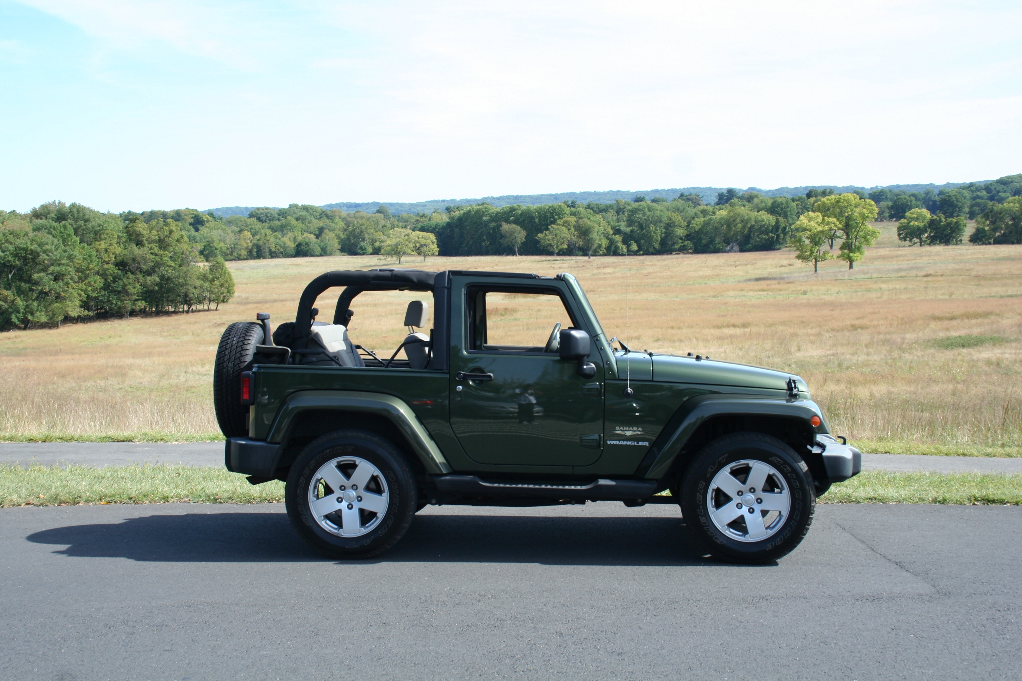 Another jkstang78 2008 Jeep Wrangler post... - 10551840