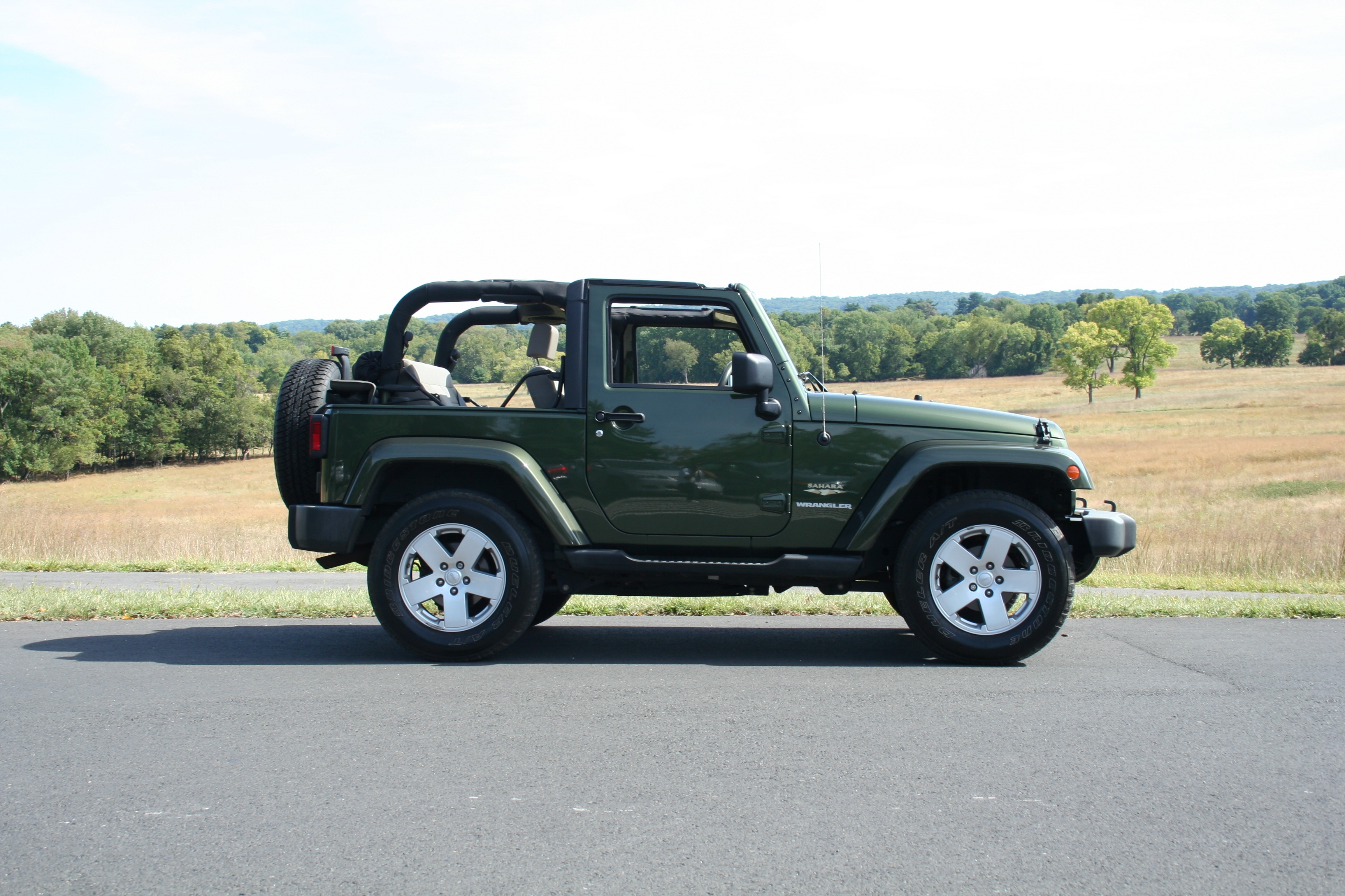 Another jkstang78 2008 Jeep Wrangler post... - 10551842