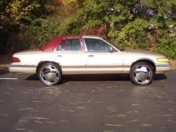 tommyguns4life 1992 Mercury Grand Marquis