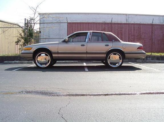 Another tommyguns4life 1992 Mercury Grand Marquis post... - 10583919