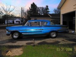 BIGBLUE58 1958 Chevrolet Biscayne