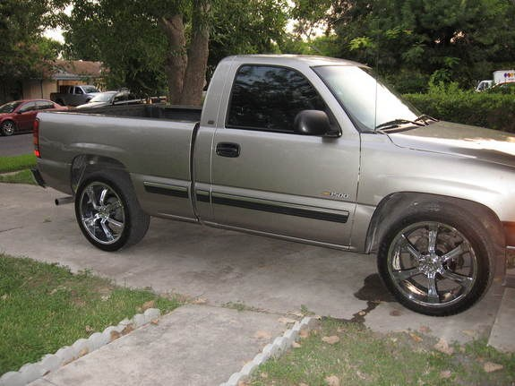 cruz 39 s 2001 chevrolet silverado 1500 regular cab in san. Black Bedroom Furniture Sets. Home Design Ideas