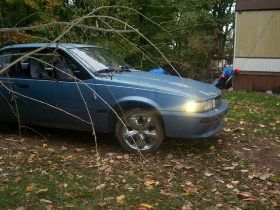 Another bluebullit 1989 Chevrolet Cavalier post... - 10563219