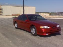 Robs_97_T-birds 1997 Ford Thunderbird