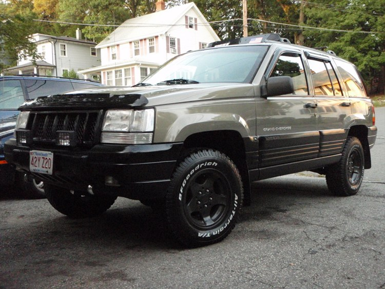 4pointo 1996 jeep grand cherokee specs photos modification info at cardomain. Black Bedroom Furniture Sets. Home Design Ideas