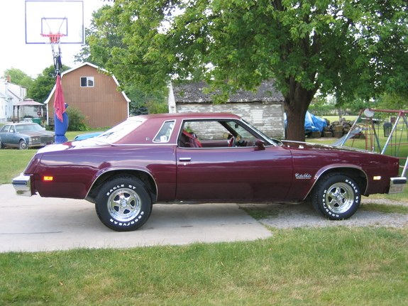 Jonb11 1976 Oldsmobile Cutlass Specs Photos Modification