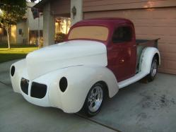 accurso 1941 Willys Pickup