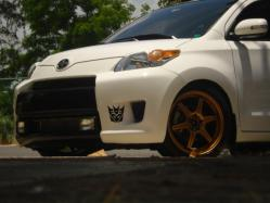 Toyonitros 2008 Scion xD