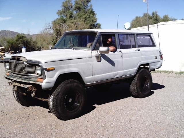 Snowbird_Hunter's 1979 Jeep Wagoneer