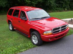 aneals 2002 Dodge Durango