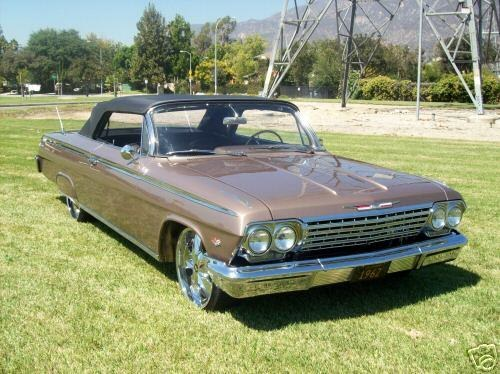 Another 18_St_Original 1962 Chevrolet Impala post... - 10557449