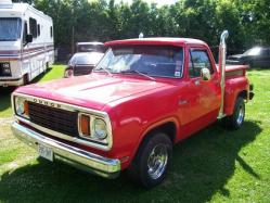 gpsbreeze 1978 Dodge D150 Club Cab
