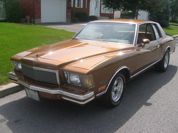 Another dpacheco 1978 Chevrolet Monte Carlo post... - 10558431
