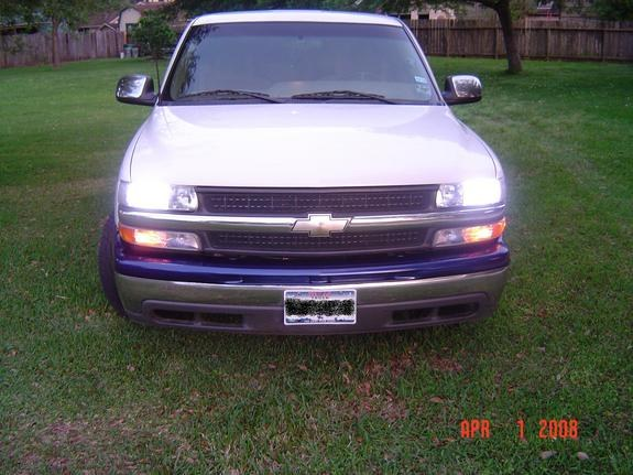 Another Lady3bglover 2002 Chevrolet Silverado 1500 Regular Cab post... - 9314158