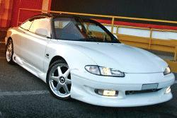 MorneBiZKiTs 1993 Mazda MX-6