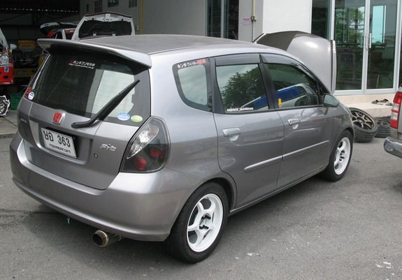 goghjang 2005 honda jazz specs photos modification info at cardomain. Black Bedroom Furniture Sets. Home Design Ideas
