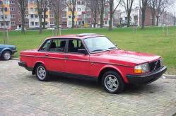 captainburro 1989 Volvo 200-Series
