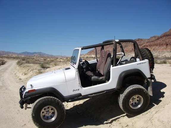 Ehmannlee 1993 Jeep Wrangler Specs Photos Modification Info At