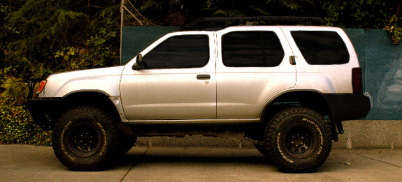 Another wpnzrule 2001 Nissan Xterra post... - 10559822
