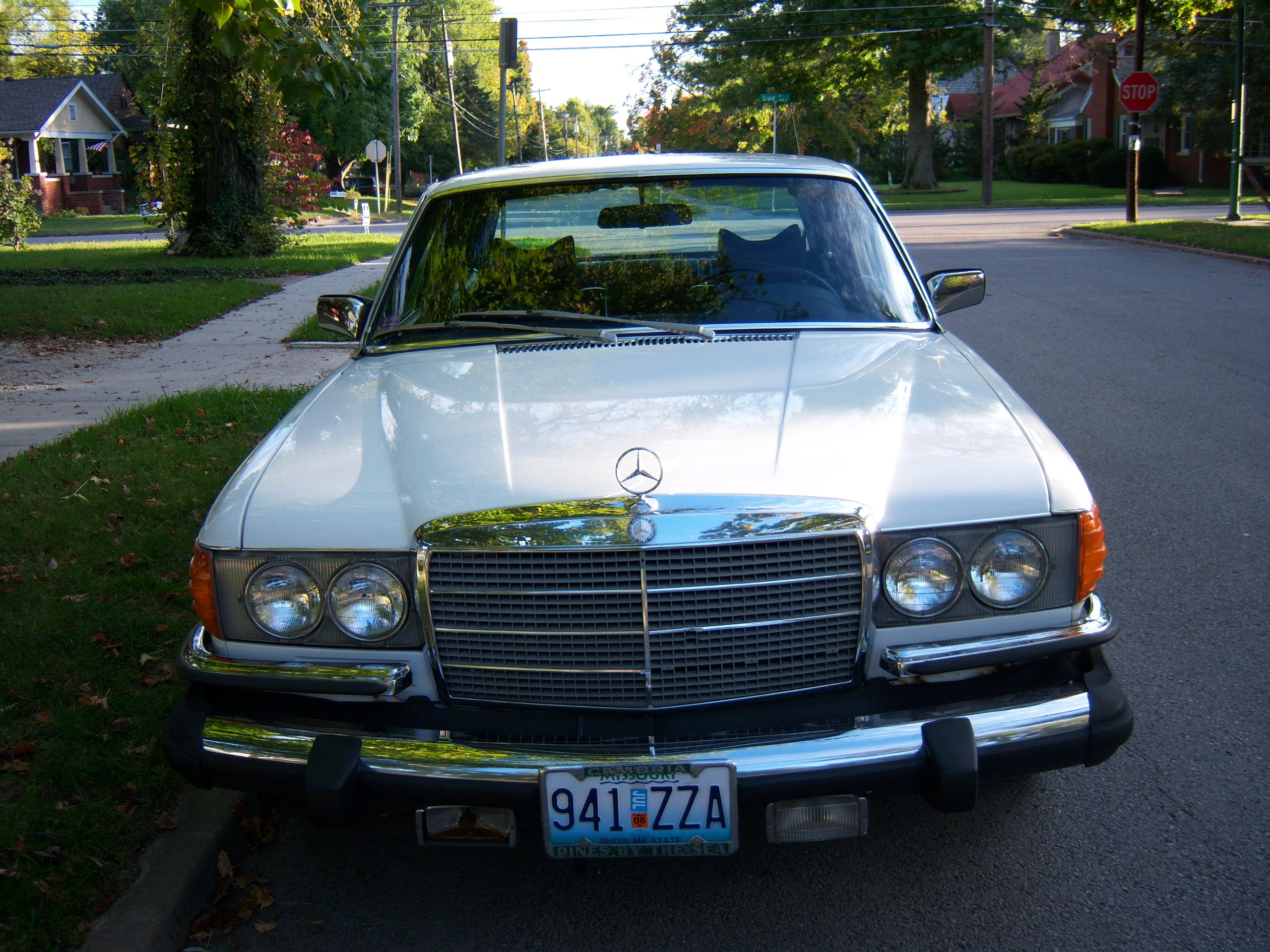 Another mr_kenny 1980 Mercedes-Benz S-Class post... - 11639023