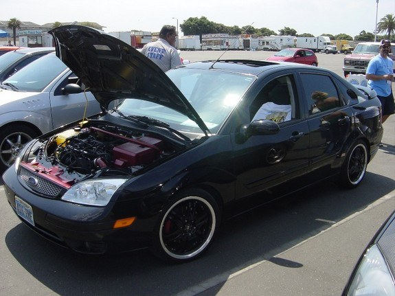 mdfords 2005 Ford Focus Specs Photos Modification Info at CarDomain