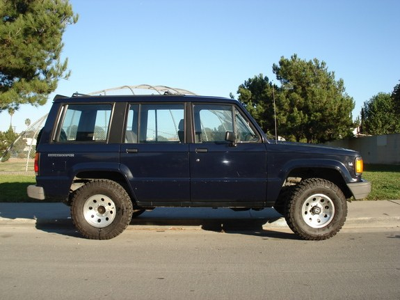 dimmwatt 1991 Isuzu Trooper
