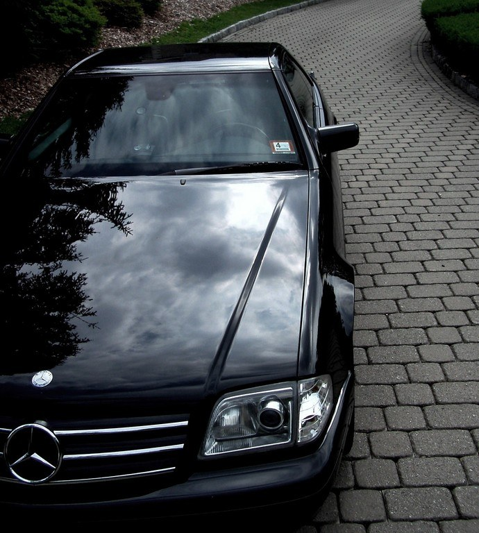 1997 Mercedes Benz Sl Class Exterior: HLG600 1997 Mercedes-Benz 600SL Specs, Photos