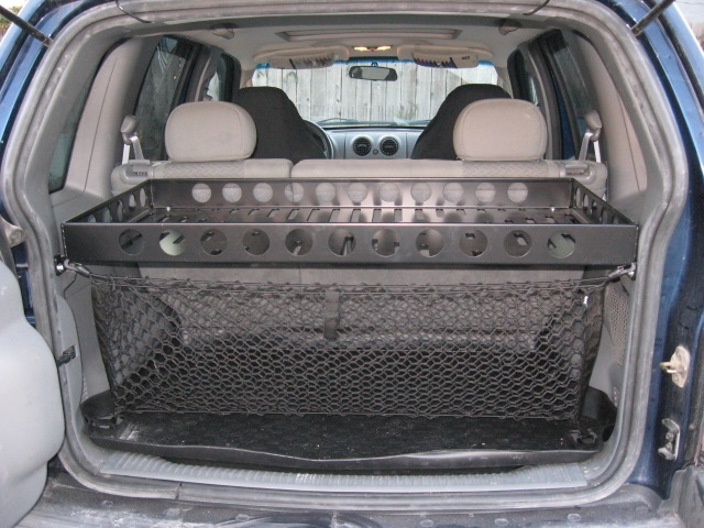 MODS: All Ju0027s Interior Rack, Precision Fit Seat Covers ...