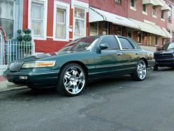 SmashWilliams 1995 Mercury Grand Marquis