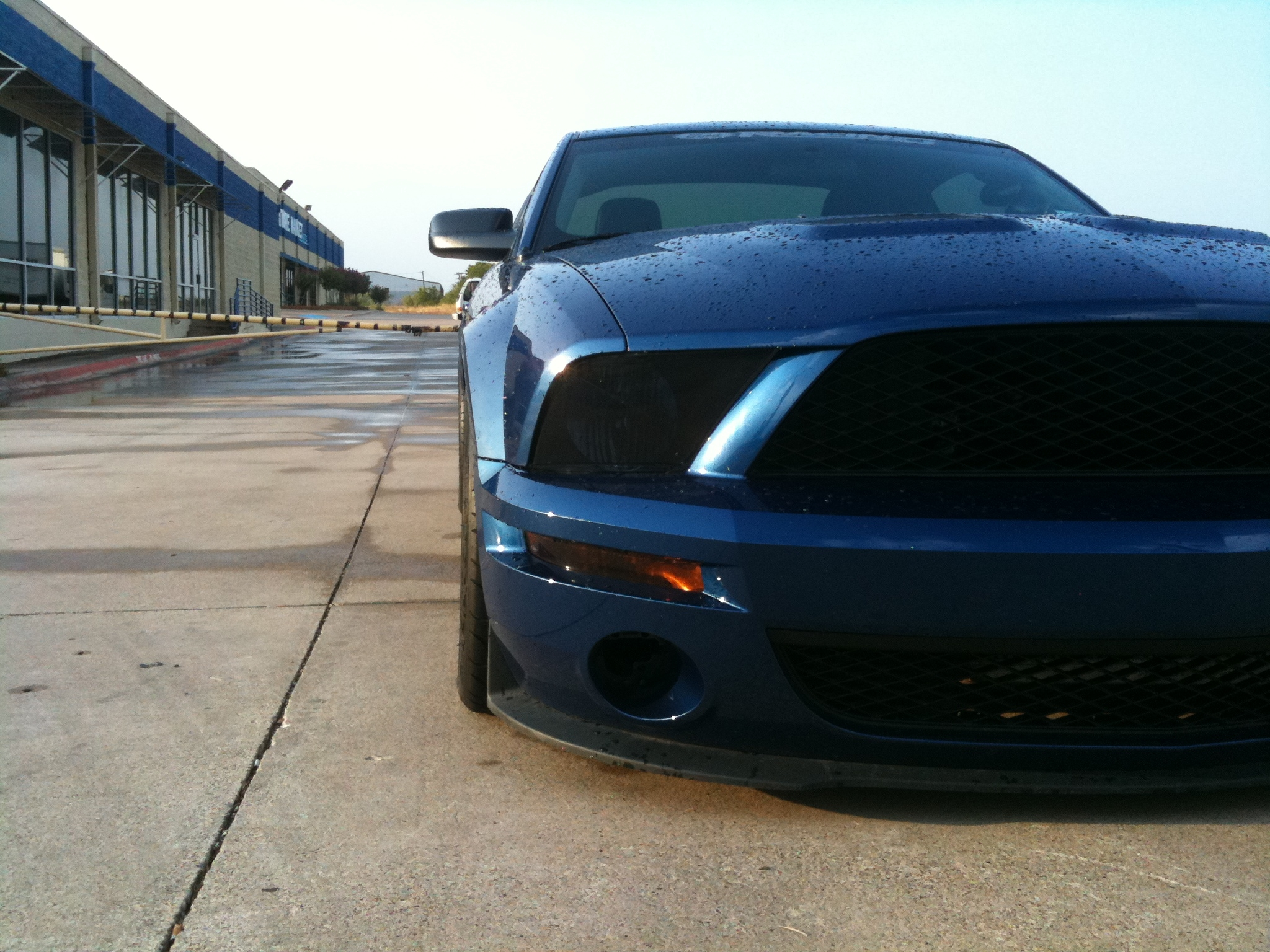 whtcanbrwnd04u 2007 Ford Mustang 10564182