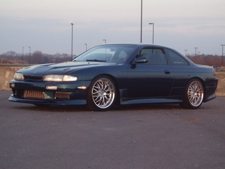 Mr_Slow's 1995 Nissan 240SX