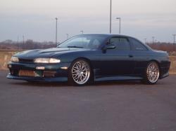 Mr_Slow 1995 Nissan 240SX