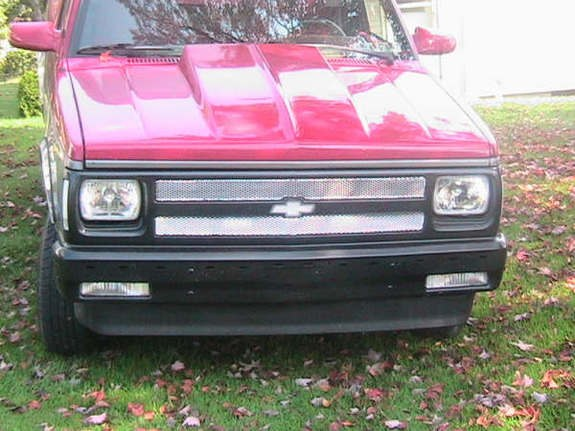 derrickhank 1987 Chevrolet S10 Regular Cab 10750590
