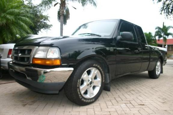 2000 Ford Ranger-Super-Cab