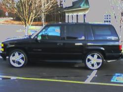 losh03s 2000 Chevrolet Tahoe