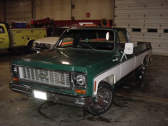 Another c10king73 1973 Chevrolet Cheyenne post... - 9318752