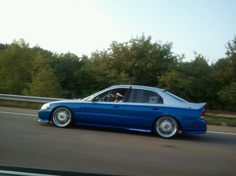 FOR SALE: Two Tone Custom Honda Accord. Lots of Mods! 25420364046_large