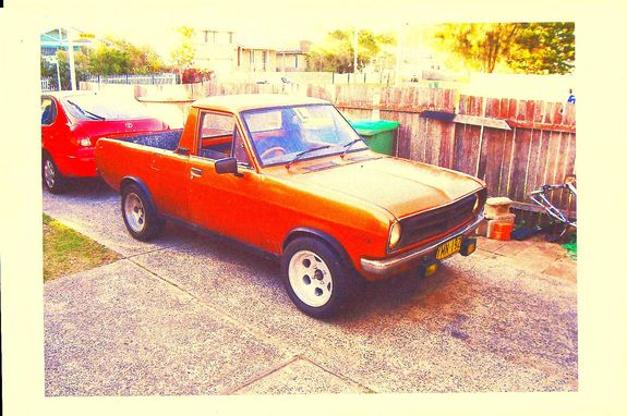 Another danny249 1979 Datsun 1200 post... - 10568141