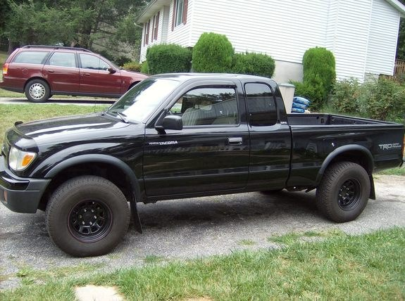 bburtonsk8r 1999 toyota tacoma xtra cab specs photos modification info at cardomain. Black Bedroom Furniture Sets. Home Design Ideas