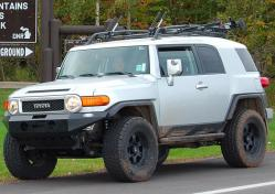 sq60sss 2007 Toyota FJ Cruiser
