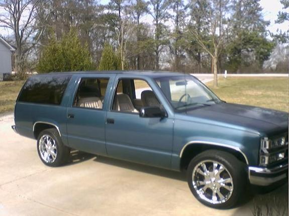 Anderson Sc Chevrolet Tires >> JoeyNKayla 1993 Chevrolet Suburban 1500 Specs, Photos, Modification Info at CarDomain